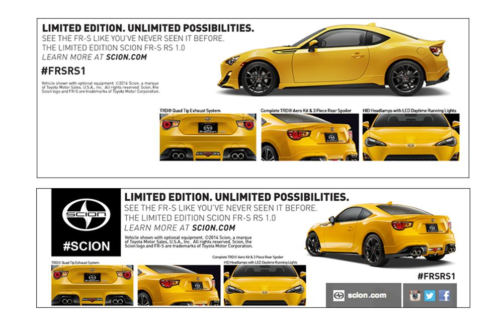 Scion Release Series Tm Design